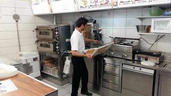 Ali Baba Pizzas
