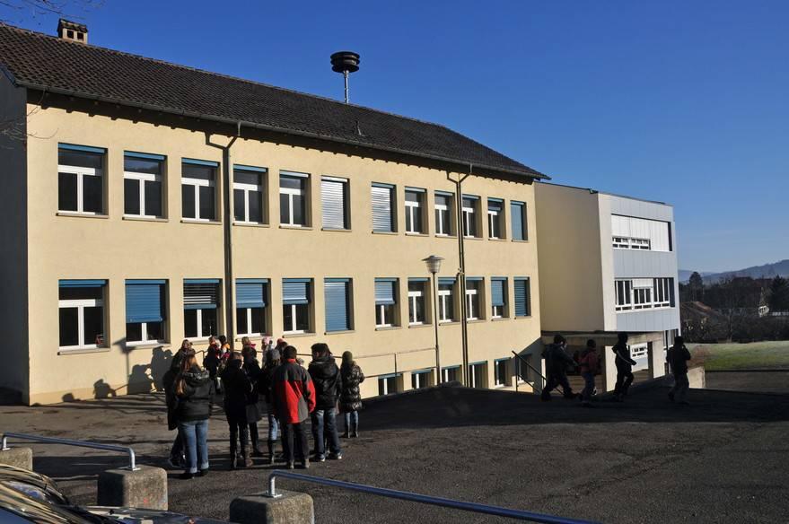 École primaire de Courfaivre