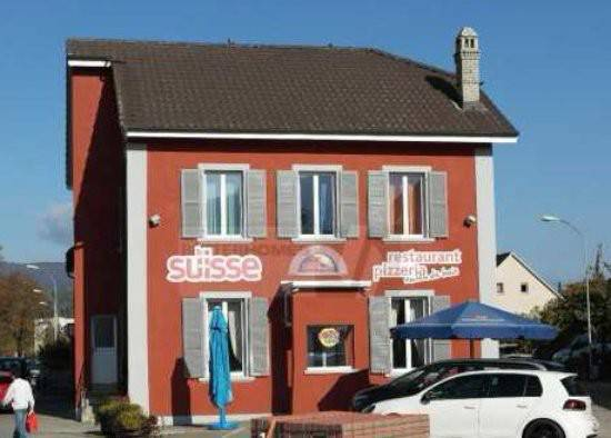 Restaurant Le Suisse à Bassecourt
