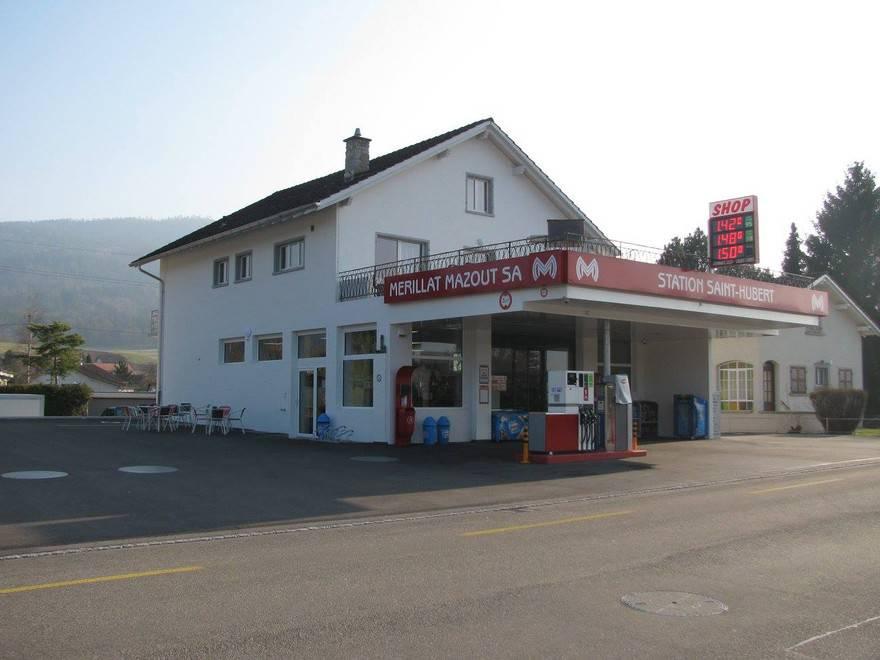 Station-shop St-Hubert