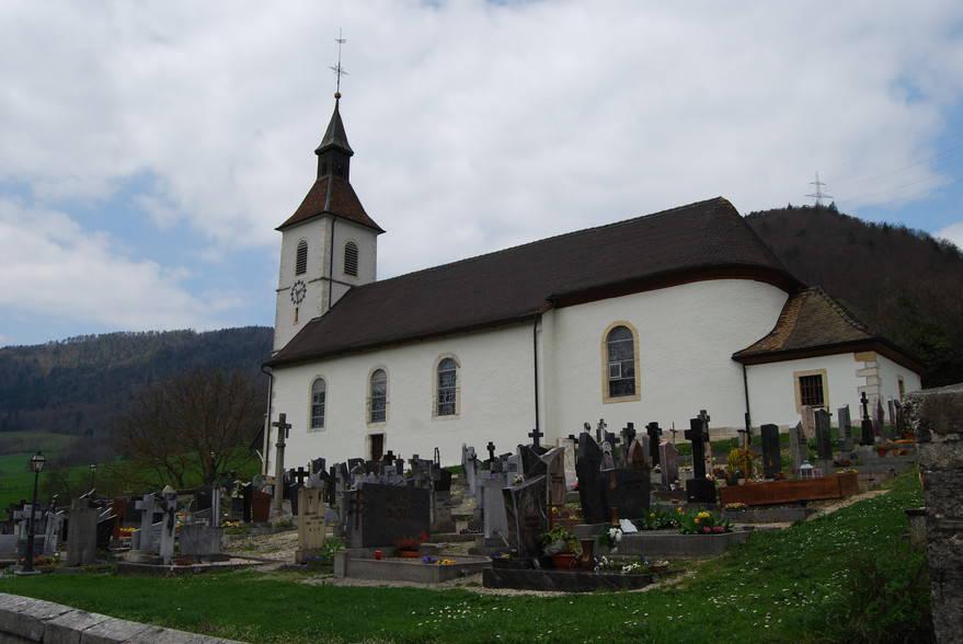 Eglise de soulce