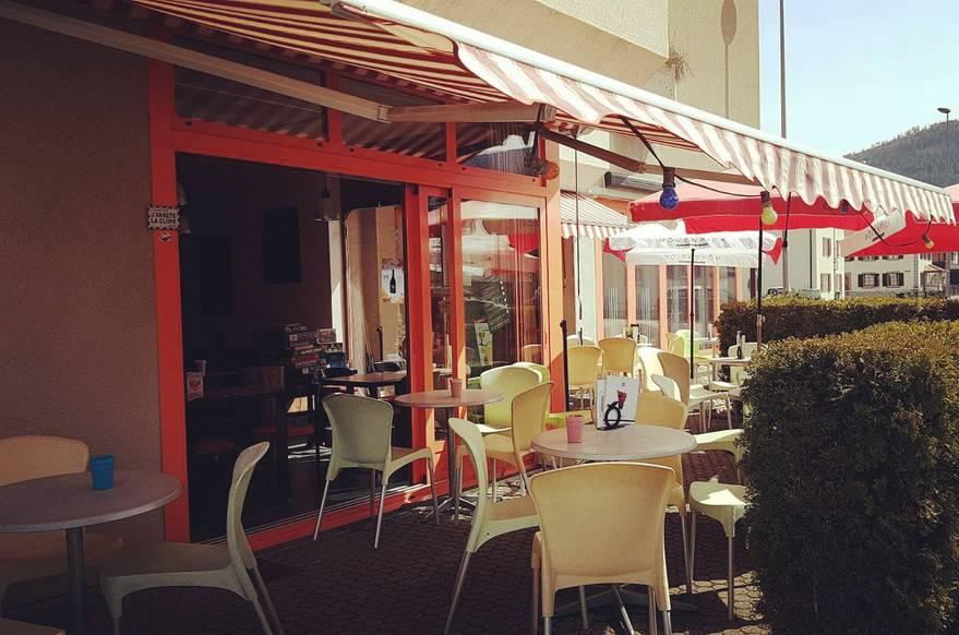 Bar à café Le cristal à Bassecourt