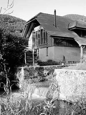 Chez Nanou à Soulce