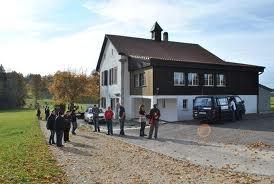 Colonie du Cerneux-Godat aux Bois